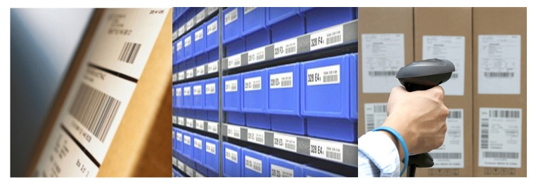 Warehouse-Labels